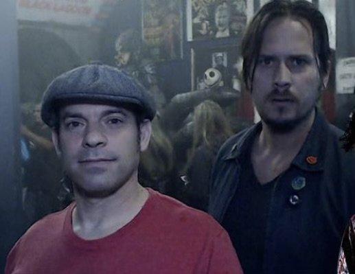 Chris Zephro and Justin Mabry