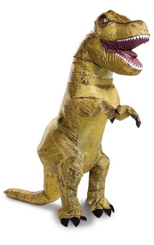 Disguise T-Rex Costume