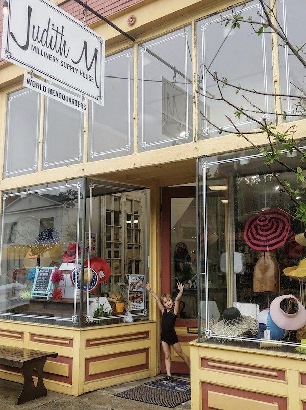 Judith M shop