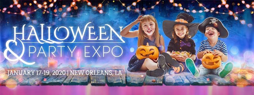 New Orleans Halloween Party Expo 2020 Information The Countdown is on…for the 2020 Halloween & Party Expo