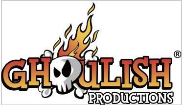 Ghoulish logo